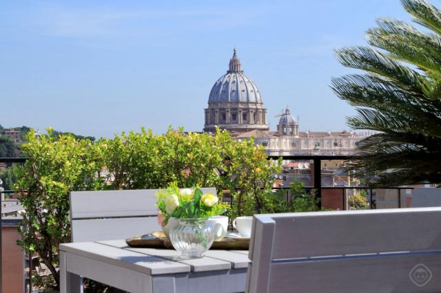 St. Peter View apartment Rome | Vatican Area
